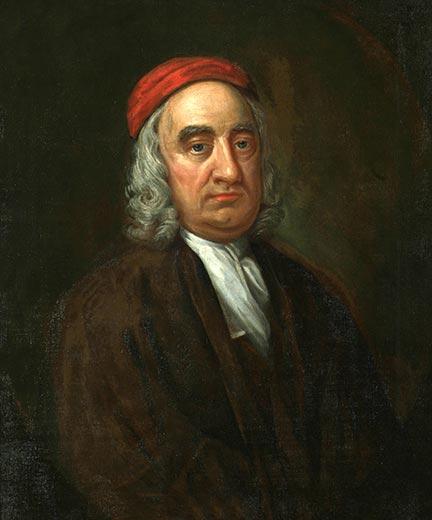 2228-P-Francis-Bindon-Portrait-of-Jonathon-Swift
